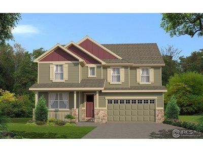 Berthoud Single Family Home For Sale: 1222 Chilcott St