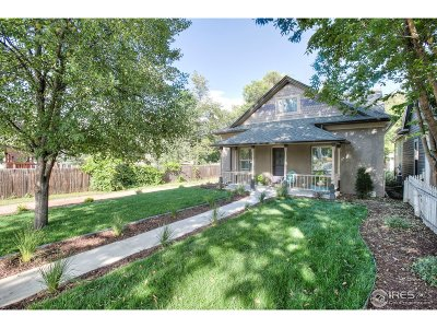 Fort Collins Single Family Home For Sale: 230 N Loomis Ave