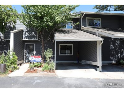 Boulder Condo/Townhouse For Sale: 2964 Glenwood Dr