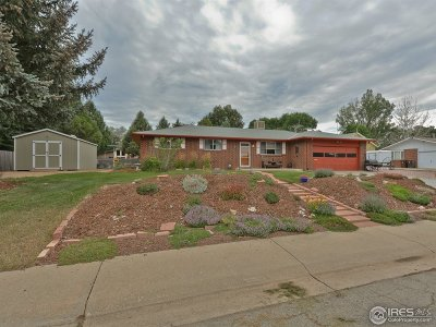 Boulder County Single Family Home For Sale: 12671 Columbine Dr