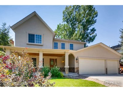 Broomfield Single Family Home For Sale: 164 E 14th Ct