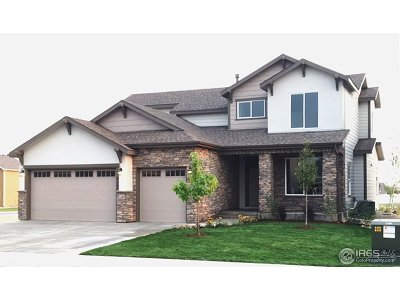 Weld County Single Family Home For Sale: 412 Gannet Peak Dr