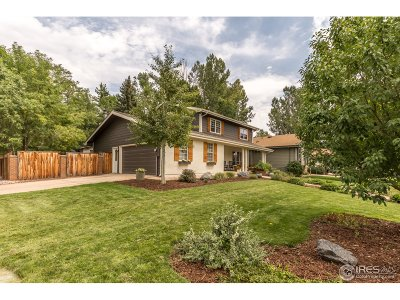 Fort Collins Single Family Home For Sale: 700 Columbia Rd
