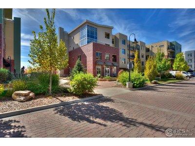 Boulder Condo/Townhouse For Sale: 3601 Arapahoe Ave #304