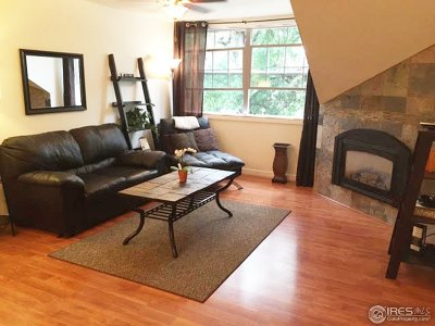 Boulder Condo/Townhouse For Sale: 3250 Oneal Cir #J36