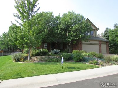 Fort Collins Single Family Home For Sale: 707 McGraw Dr