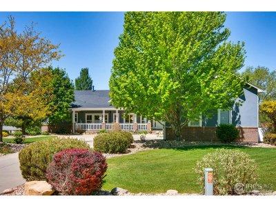 Frederick Single Family Home For Sale: 8027 Morningside Dr
