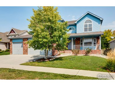 Fort Collins Single Family Home For Sale: 3520 Green Spring Dr
