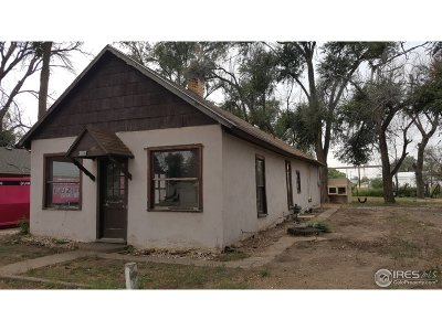 Weld County Single Family Home For Sale: 3807 Central St