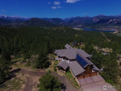 Larimer County Single Family Home For Sale: 2864 E Highway 36