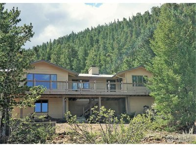 Estes Park CO Single Family Home For Sale: $799,000