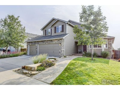 Fort Collins Single Family Home For Sale: 7050 Avondale Rd