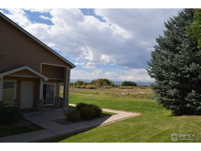 Longmont Condo/Townhouse For Sale: 1601 Great Western Dr #1