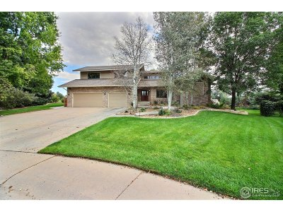 Greeley Single Family Home For Sale