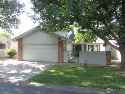Fort Collins Single Family Home For Sale: 1951 Adriel Dr