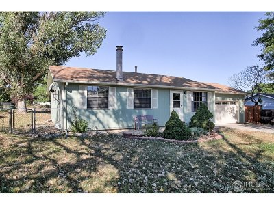 Boulder Single Family Home For Sale: 1207 Tipperary St