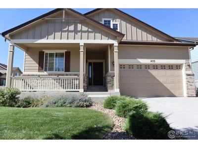 Longmont Single Family Home For Sale: 1453 Ajax Way
