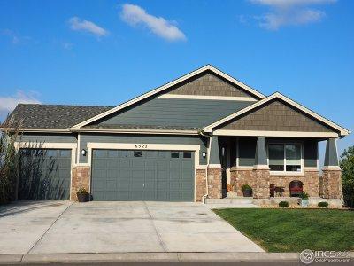 Loveland Single Family Home For Sale: 6522 Sea Gull Cir