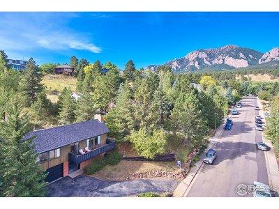 Boulder Single Family Home For Sale: 2750 Juilliard St