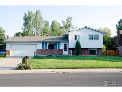 Fort Collins Single Family Home For Sale: 2201 Shropshire Ave