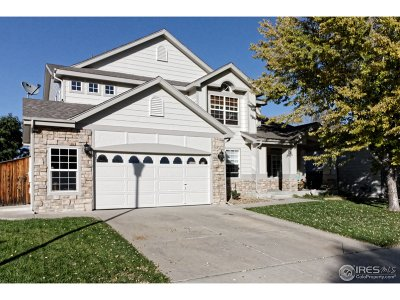 Longmont Single Family Home For Sale: 674 Clarendon Dr
