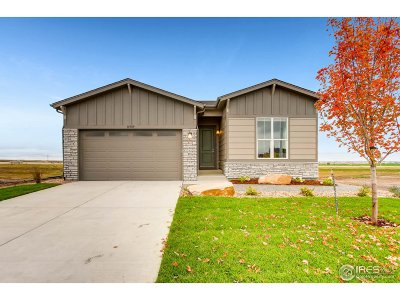 Greeley CO Single Family Home For Sale: $461,182