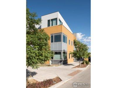 Boulder CO Condo/Townhouse For Sale: $689,000