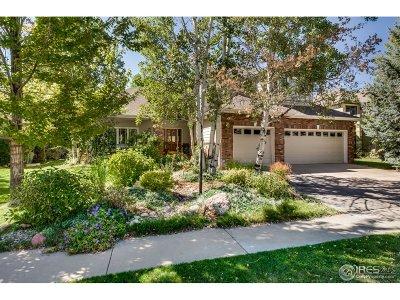 Boulder Single Family Home For Sale: 4121 S Hampton Cir