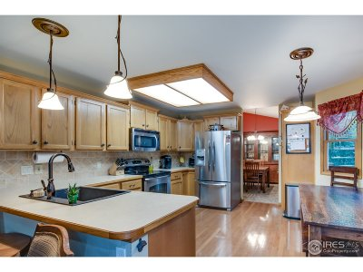 Fort Collins Single Family Home For Sale: 1626 Alcott St
