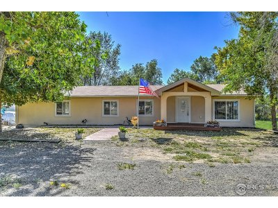 Fort Lupton CO Single Family Home For Sale: $275,000