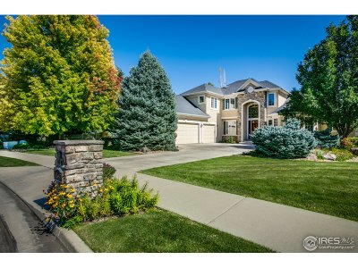 Longmont Single Family Home For Sale: 1547 Onyx Cir