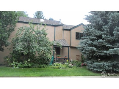 Boulder CO Single Family Home For Sale: $800,000