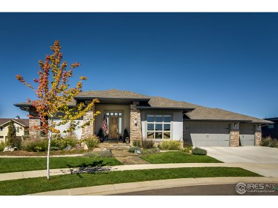 Niwot Single Family Home For Sale: 2001 Marigold Ct