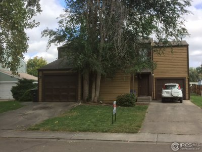 Longmont Multi Family Home For Sale: 336 Colony Pl