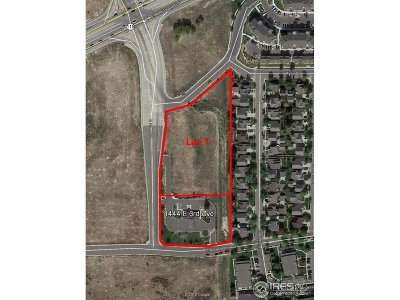 Longmont Residential Lots & Land For Sale: 3rd Ave
