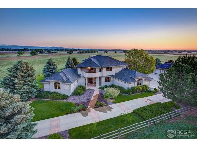 Longmont Single Family Home For Sale: 9709 Oxford Rd