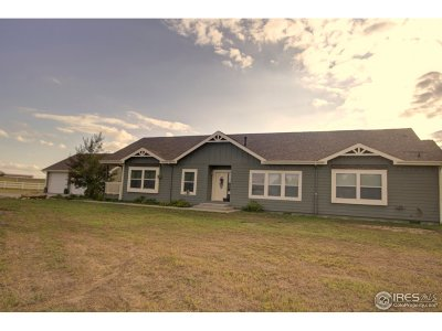 Hudson Single Family Home For Sale: 21884 County Road 10