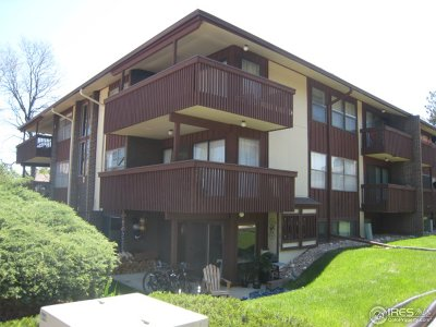 Boulder CO Condo/Townhouse For Sale: $275,000
