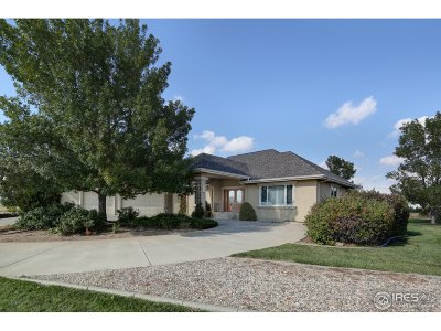 Fort Collins Single Family Home For Sale: 534 Hawks Nest Way