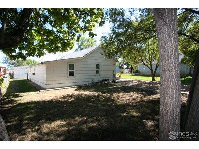 Brush Single Family Home For Sale