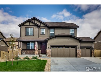 Thornton Single Family Home For Sale: 12576 Trenton St