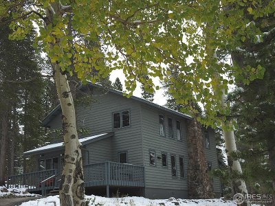 Estes Park CO Single Family Home For Sale: $598,000