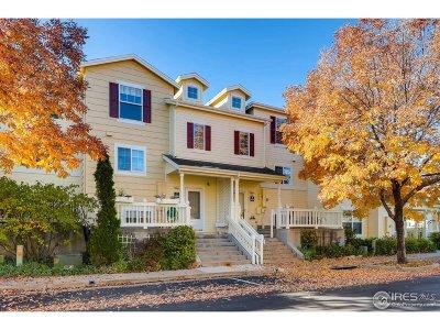 Boulder Condo/Townhouse For Sale: 3860 Colorado Ave #B
