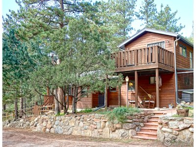 Lyons CO Single Family Home For Sale: $375,000