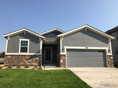 Longmont Single Family Home For Sale: 1842 High Plains Dr