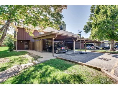 Fort Collins Condo/Townhouse For Sale: 801 E Drake Rd #72