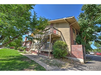 Boulder Condo/Townhouse For Sale: 4955 Moorhead Ave #16