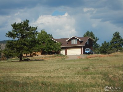 Loveland Single Family Home For Sale: 5751 N County Road 27
