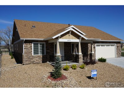 Loveland Single Family Home For Sale: 2671 Waterlily Dr
