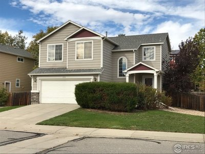 Lafayette Single Family Home For Sale: 1373 Lambert Cir